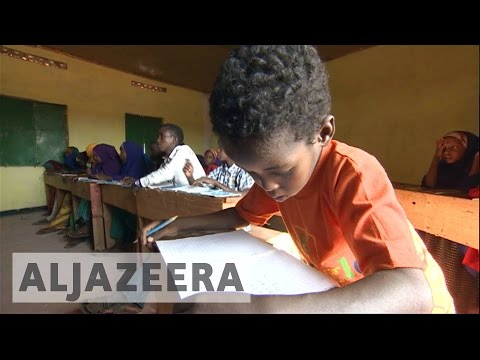 Somalia's severe drought threatens children's education