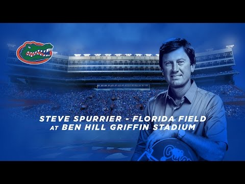 Florida Football: Steve Spurrier-Florida Field Announcement
