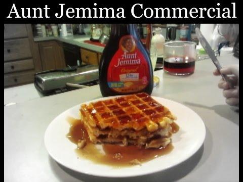 Aunt Jemima Commercial