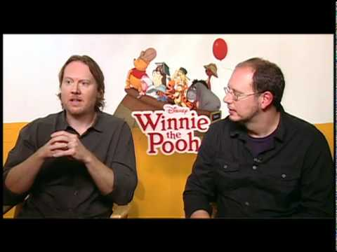 Winnie the Pooh - Exclusive: Don Hall and Stephen J. Anderson Interview