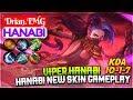Viper Hanabi  Hanabi New Skin Gameplay  Drian TMG Hanabi Mobile Legends
