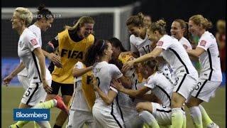 U.S. Women Advance to World Cup Final