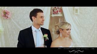 Красивая свадьба Вадима и Ирины.