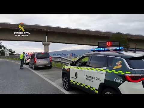 Un vecino de Pontevedra, investigado por reincidente en saltarse el confinamiento