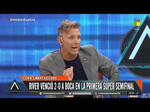 River venció 2-0 a Boca en la primera Súper Semifinal