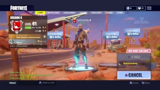 PLAYING WITH GALAXY SKIN!!!!! (558/1000 SUBGOAL) (FORTNITE BATTLE ROYALE) (COME SAY HI)