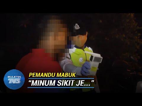 MABUK |Polis Tahan Tiga IndividuDi Seremban