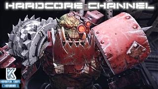 Warhammer 40000  Space Marine - Hardcore =9= Варбосс