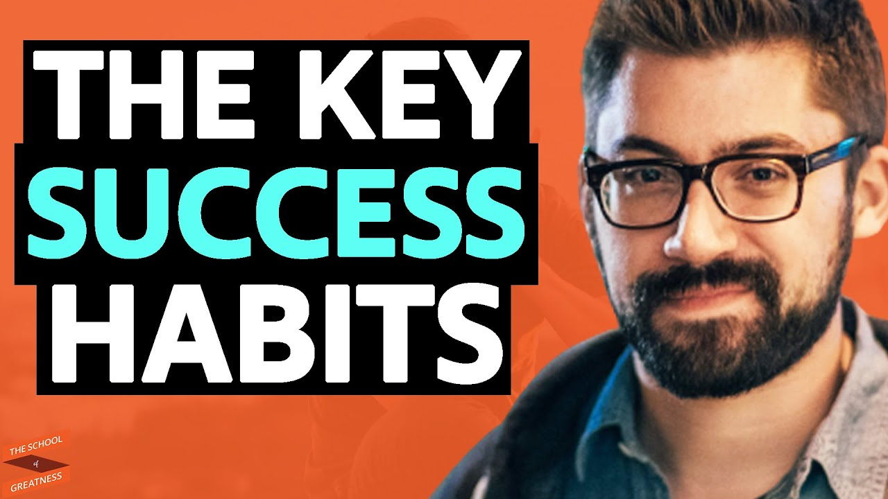 The KEY HABITS All Successful People Have In COMMON! | Austin Kleon & Lewis Howes