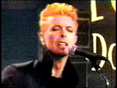 David Bowie - 7 Years in Tibet (great live ver) mp3