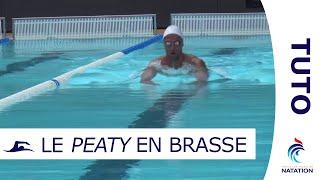 "TUTO NATATION #1 : Le ""Peaty"" en brasse (avec Giacomo Perez-Dortona)"