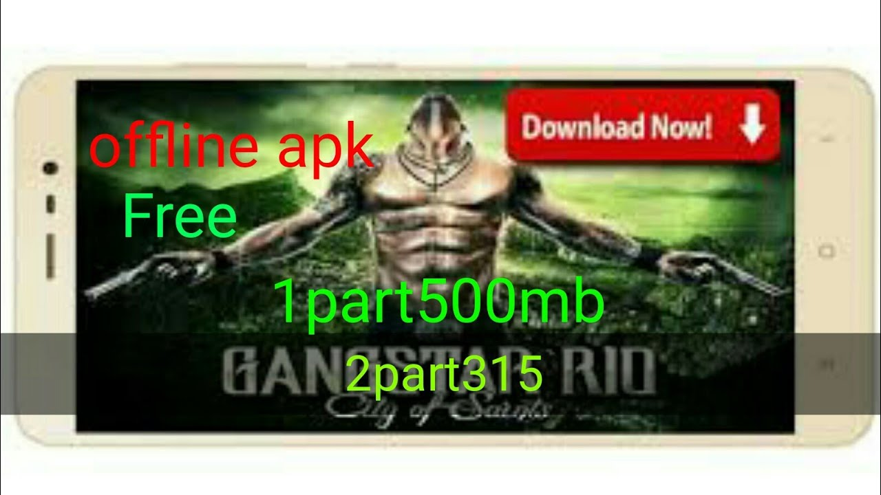 How to download Gangstar Rio City of saints Mod APK unlimited coin money  APK+obb Android Hindi Urdu