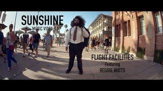 "Flight Facilities feat. Reggie Watts - ""Sunshine"" (Official Music Video)"