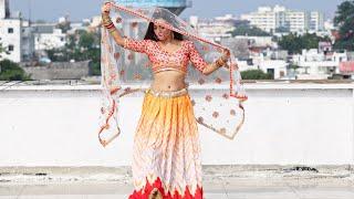 Heavy Ghaghra Dance | Dance with Alisha |