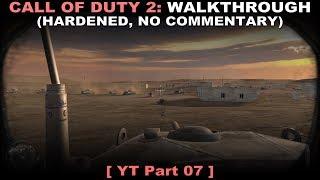 Call of Duty 2 walkthrough 07 (Hardened, No commentary ✔)
