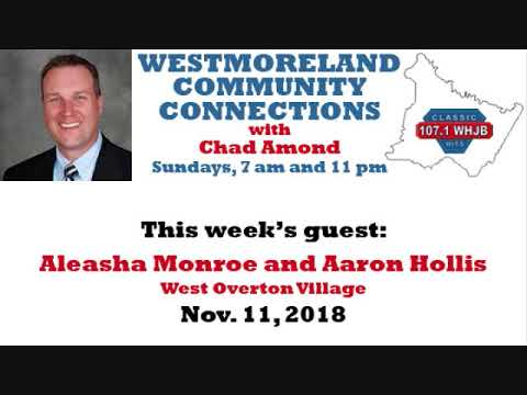 Westmoreland Community Connections (11-11-18)
