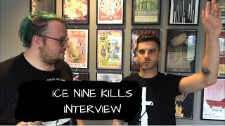 ICE NINE KILLS INTERVIEW