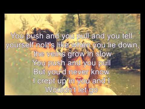 Purity Ring - push pull (Lyrics)