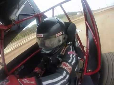 Logan Jones 5J warm ups @ Path Valley Speedway 5-30-15 600 micro sprint
