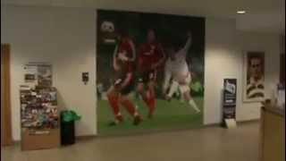 Stadion Hampden Park w Glasgow