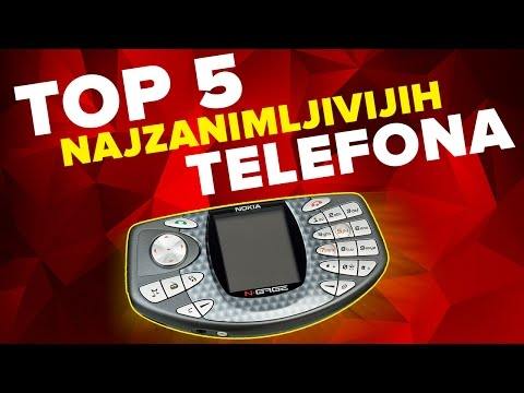 TOP 5 najzanimljivijih telefona