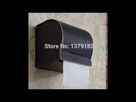 bathroom paper towel dispenser 1