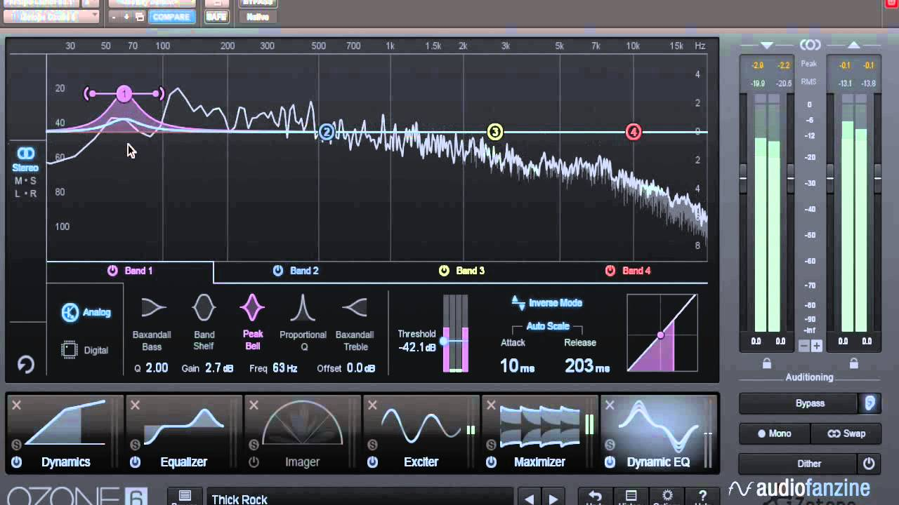 iZotope Ozone 6 Mastering Software Out Now! - Gearslutz