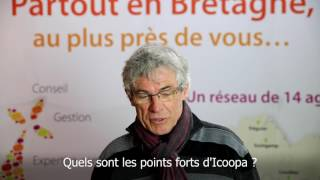 ICOOPA Témoignage - JY Nicolas, Gérant du camping Ty Provost