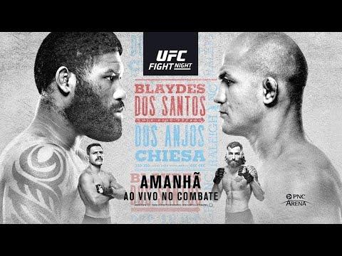 Разбор турнира UFC on ESPN+ 24: Blaydes vs. Dos Santos