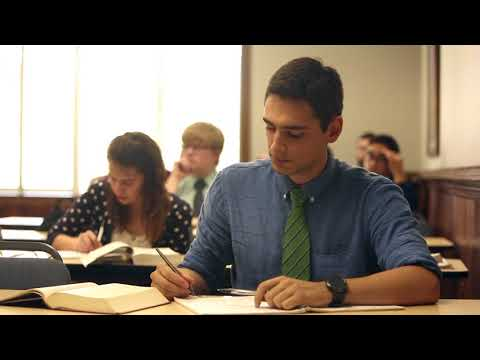 Studying Theology at Christendom College