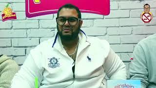 جاسم رجب يحرج متسابق ويقوله صوتك مرض 😂