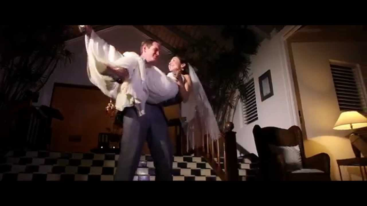 weddings at round hill hotel and villas - youtube