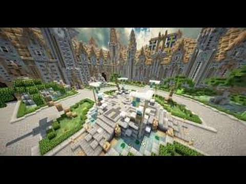 Minecraft Lobby Map: Sky BY ReinanHS Lobby ● + N Download ●