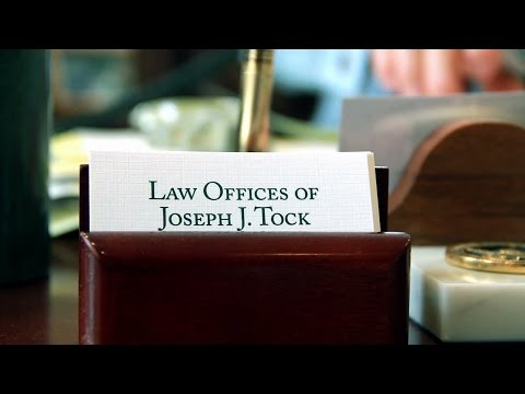 Joseph Tock Criminal Defense | TV Commercial | Video SEO Pro