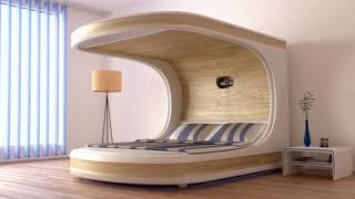 20 Unusual and Cool Beds You've Never Seen Before