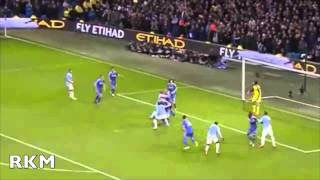 Manchester city vs Chelsea 0 1 Манчестер Сити  Челси 03 02 2014 All goals