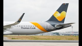 Thomas Cook collapse leaves 600,000 customers stranded