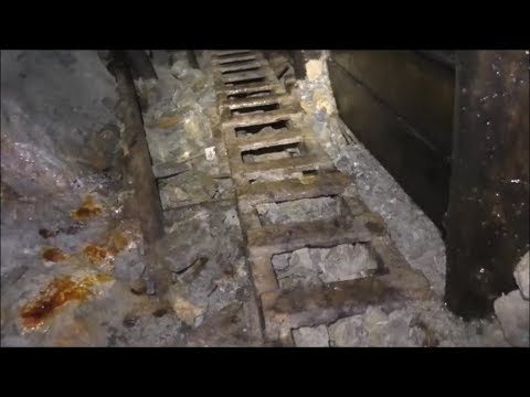 Massive  Abandoned Lead Mine!