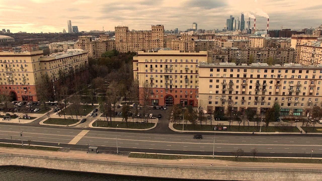 Картинки по запросу Фрунзенская набережная москва осень