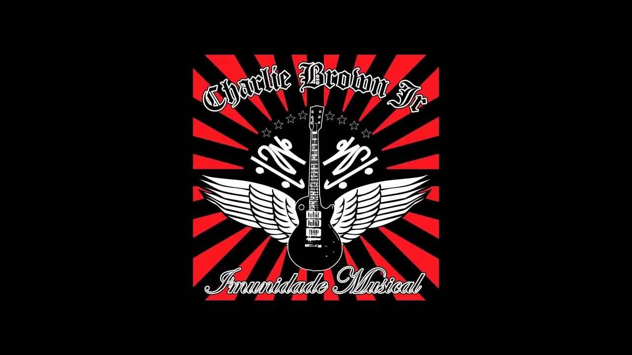 cd de charlie brown jr imunidade musical