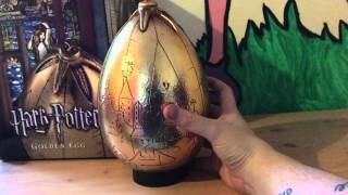 Harry Potter Golden Egg Replica - Noble Collection