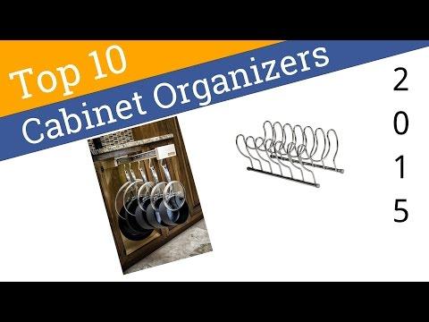 10 Best Cabinet Organizers 2015