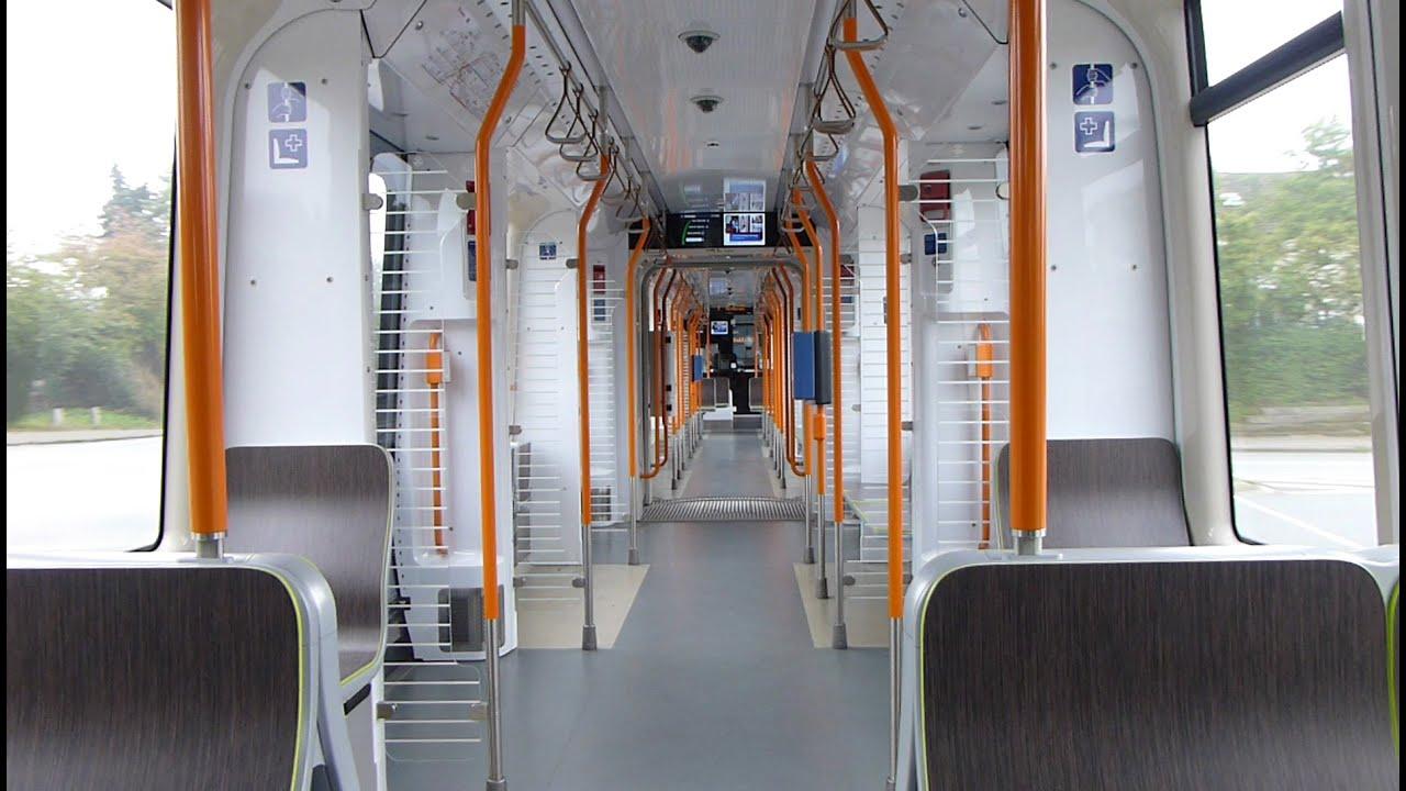 linie 3 altwarmb chen paracelsusweg mitfahrt tw 3000 stadtbahn hannover youtube
