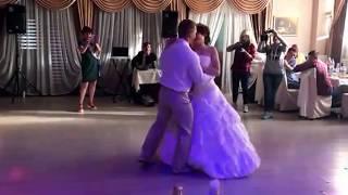 Александр и Евгения. Свадебный танец 2017