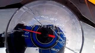 Dash 125 top speed