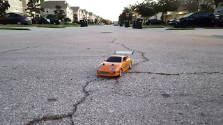 Test Drive: RC Toyota Supra By Jada Toys. This Is Fast!
