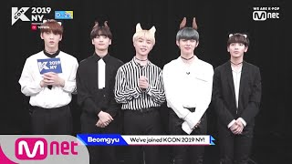 [#KCON19NY] #STARCOUNTDOWN D-25 with #TOMORROW_X_TOGETHER