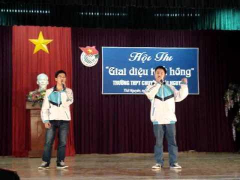 Tiet hoc cuoi cung - Toan` nag vs Minh shock Toan