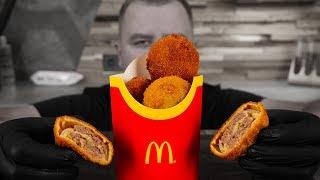 готовлю луковые кольца Биг-Мак!  (Проверка рецепта)