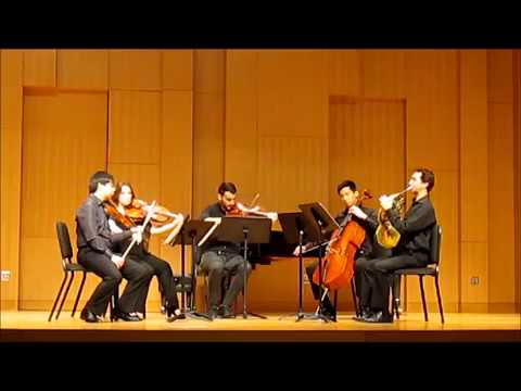 Mozart, Horn Quintet in E-flat Major K. 407